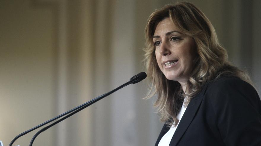 """Díaz cree que en Andalucía se han """"subvencionado en exceso algunas cosas que no tenían control"""" y por eso hay caso ERE"""