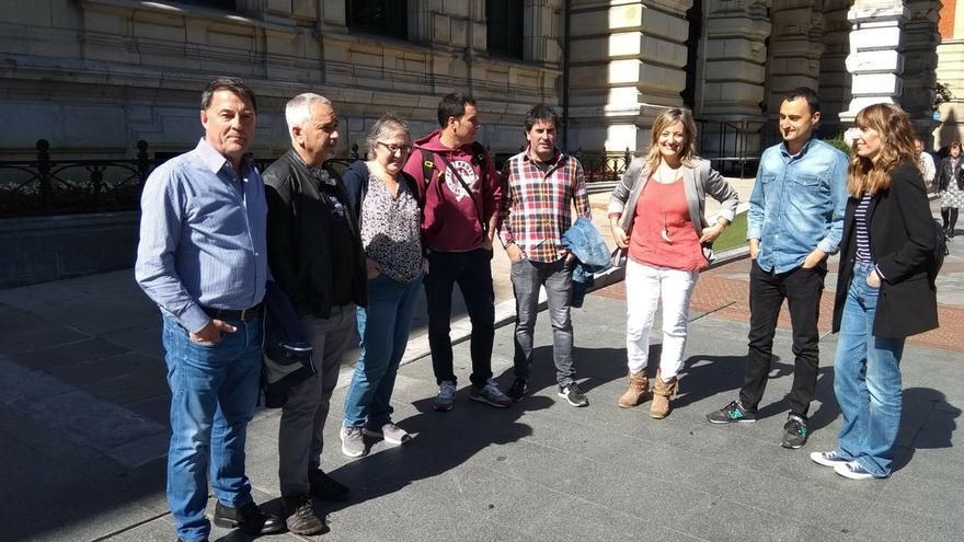 EH Bildu propone que las empresas dependientes de la Diputación de Bizkaia paguen un salario mínimo de 1.200 euros