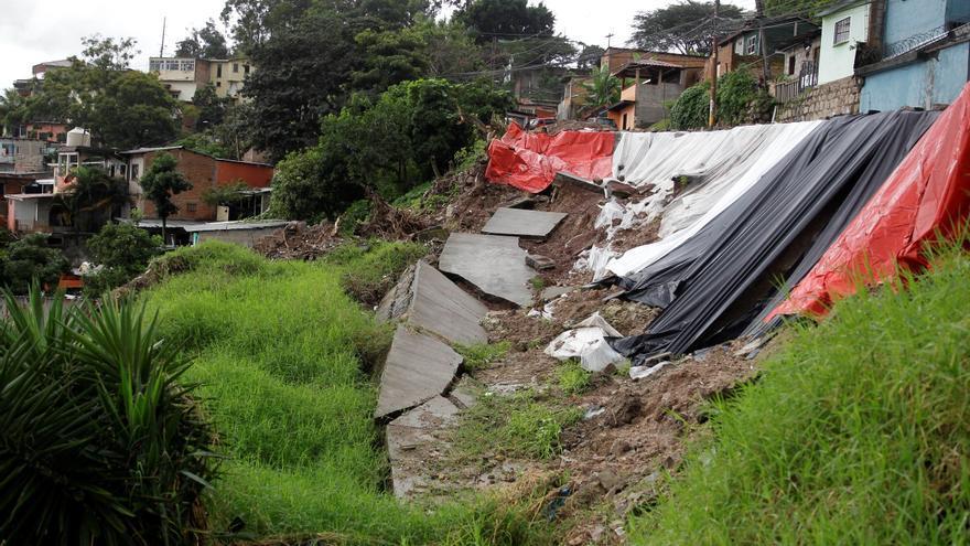Huracanes en una Centroamérica cada vez más vulnerable