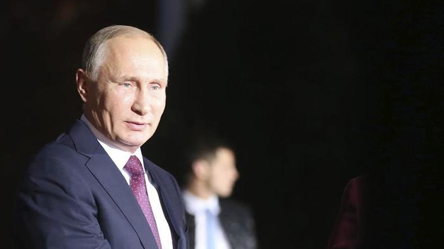 Putin, el tercer candidato