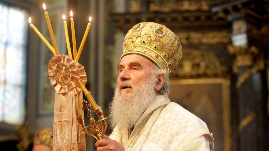 El patriarca de la Iglesia Ortodoxa de Serbia muere por coronavirus
