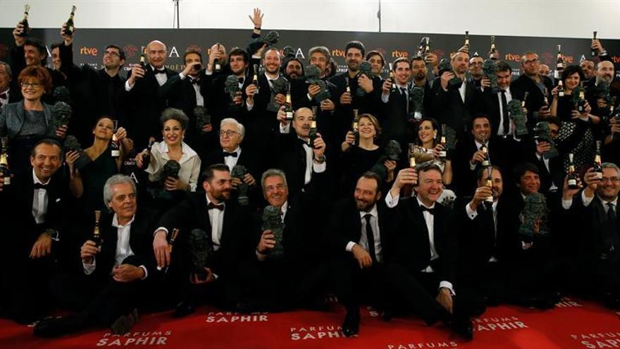 Mediaset no asistirá ni cubrirá los Goya en protesta por su patrocinio