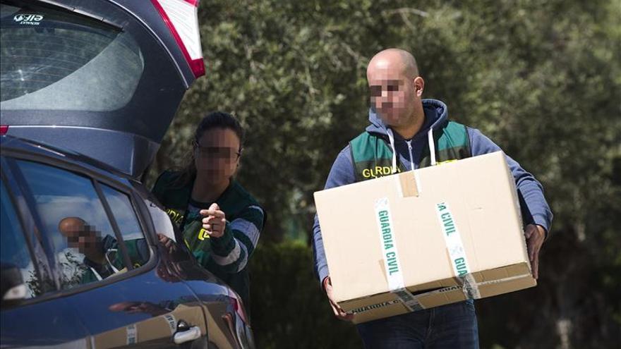 En libertad las 4 primeras políticas que comparecen ante Alaya por los cursos