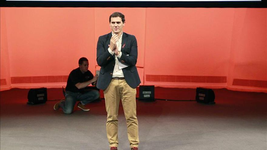Rivera: España no necesita una manita de pintura, sino un permiso de reformas