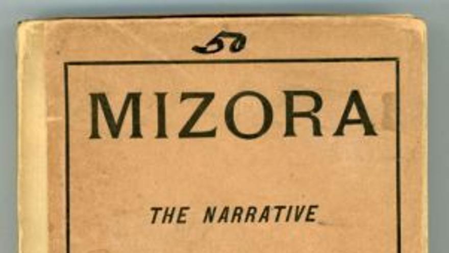 Portada de 'Mizora' (Imagen: cedida por Berta Lázaro)