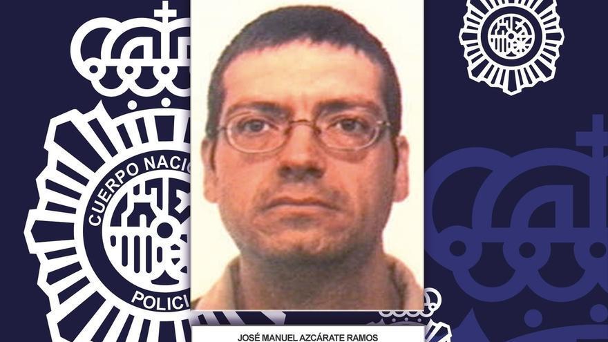 Detenido en Francia el etarra José Manuel Azcárate, sobre el que España tiene pedida la extradición