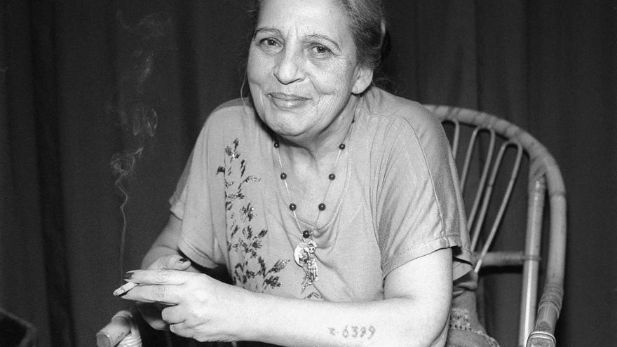 Retrato de Ceija Stojka (1995)