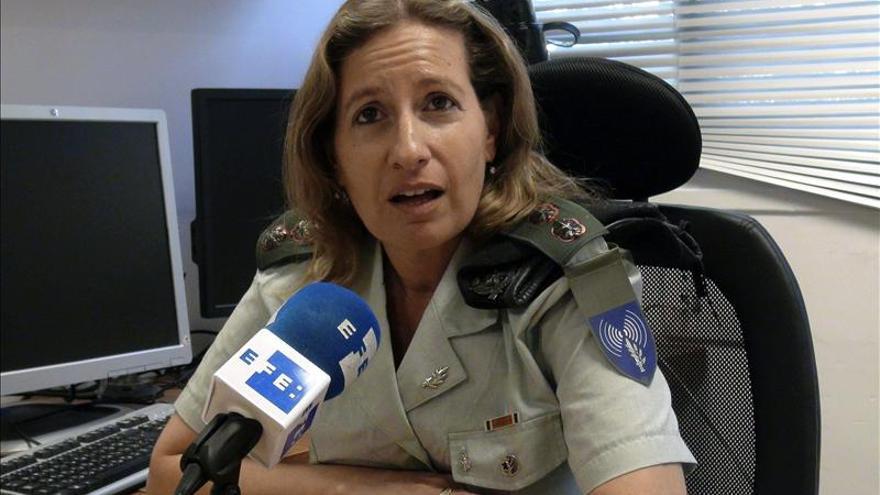 El Ejército israelí comienza a hablar en español