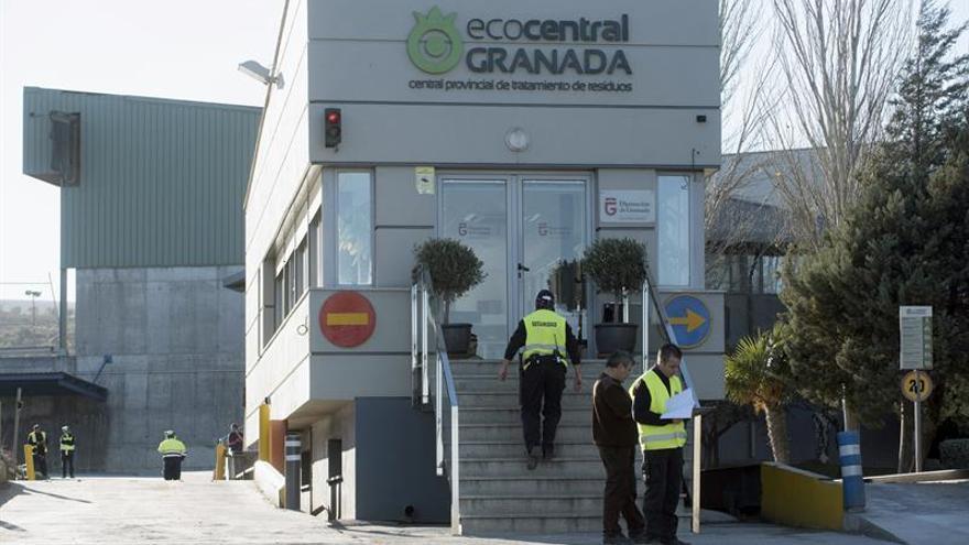 Detenidos dos responsables de la subcontrata de Granada en donde murió un obrero