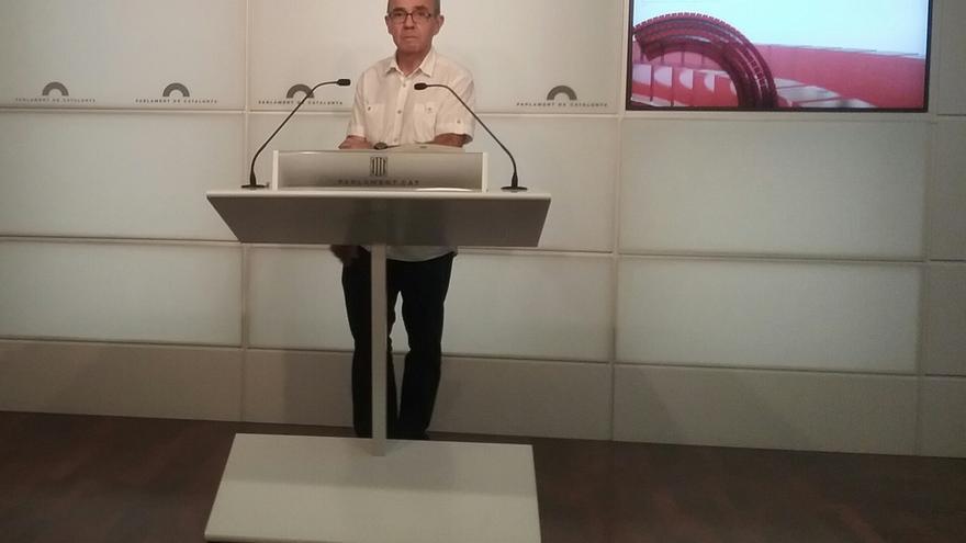 """SíQueEsPot cree que los cambios de consellers son """"una huída hacia delante"""" de Puigdemont"""