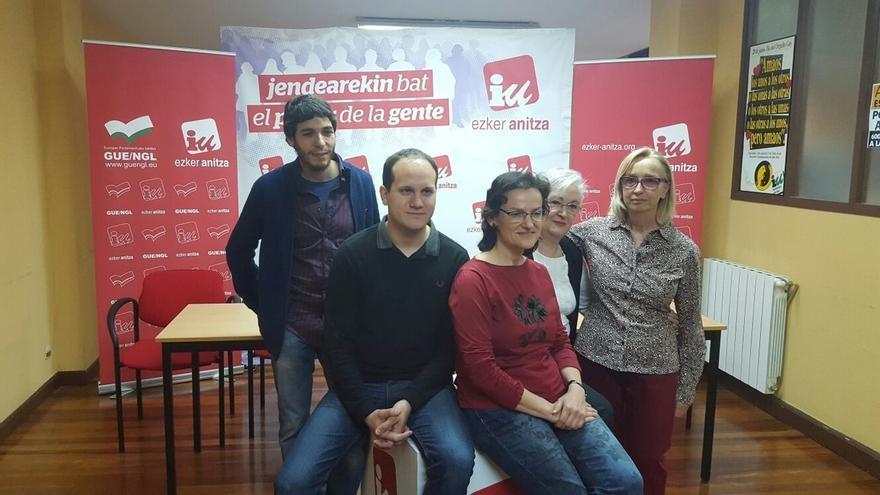 """Salud dice que Unidos Podemos es """"la única novedad"""" en las elecciones y destaca el """"papel fundamental"""" de IU"""
