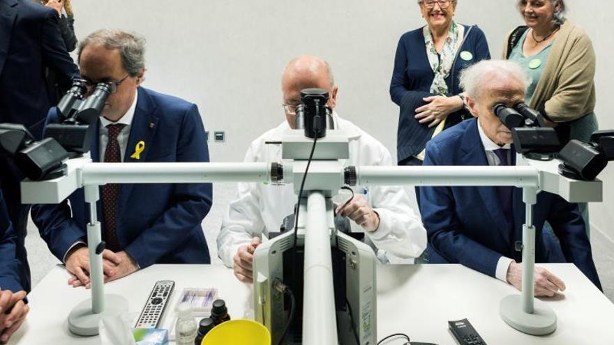 El Instituto Carreras inaugura el centro más grande de Europa contra la leucemia