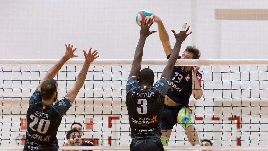 El CV Guaguas competirá en la copa europea CEV