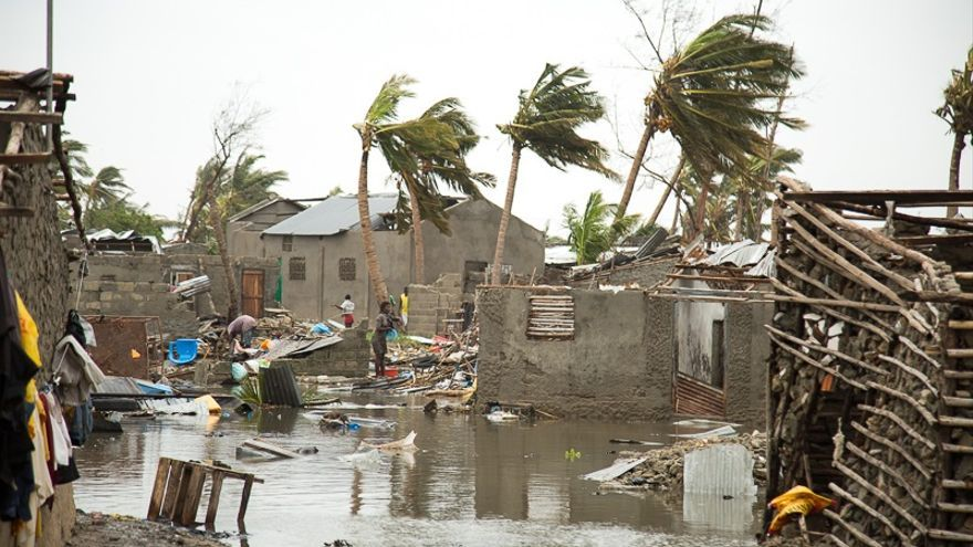 La AECID envía ayuda humanitaria para Mozambique para paliar la emergencia causada por el ciclón 'Idai'