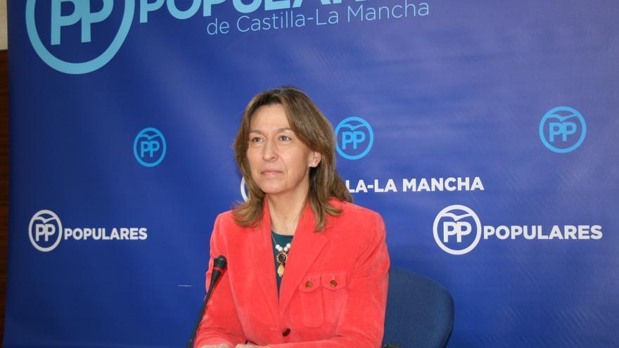 La presidenta del Grupo Parlamentario Popular, Ana Guarinos