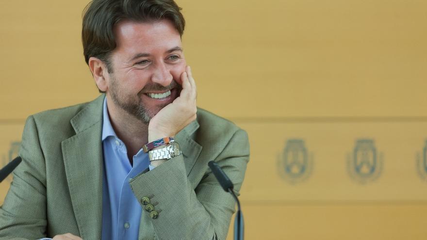 """Alonso (CC) afirma que Patricia Hernández (PSOE) ha salido """"claramente perdedora"""" de las primarias"""