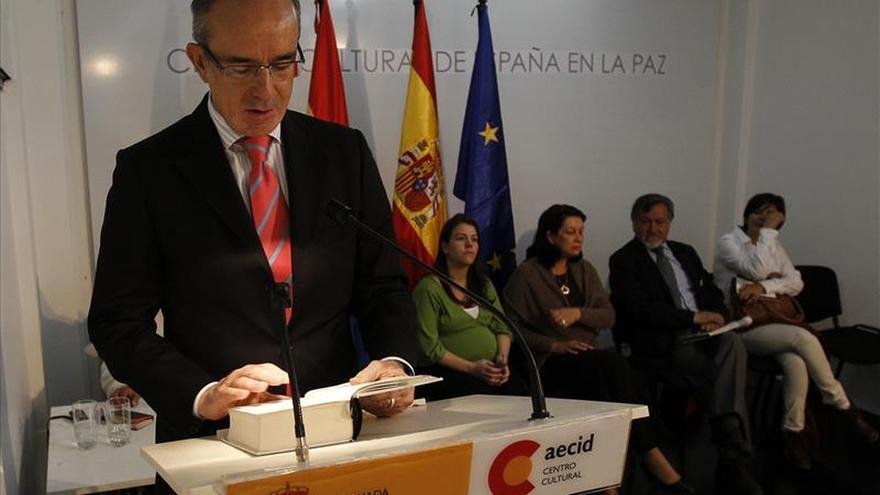 Expertos españoles asesoran en derecho humanitario al Ejército boliviano