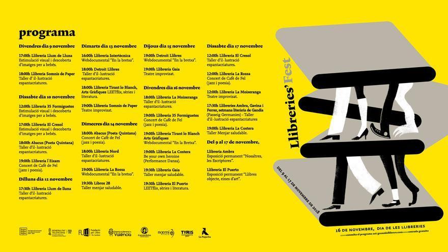 Festival de les llibreries