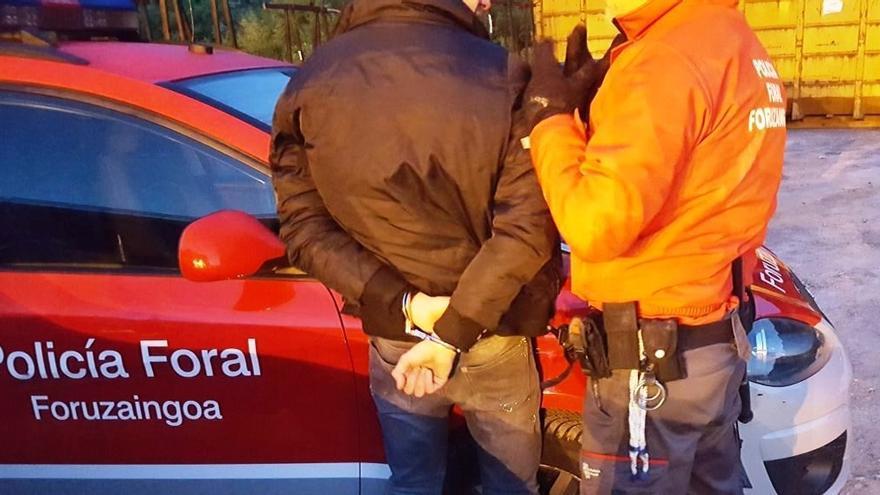 Detenido en Sunbilla cuando escapaba a su país para evitar la prisión por una agresión sexual a una menor