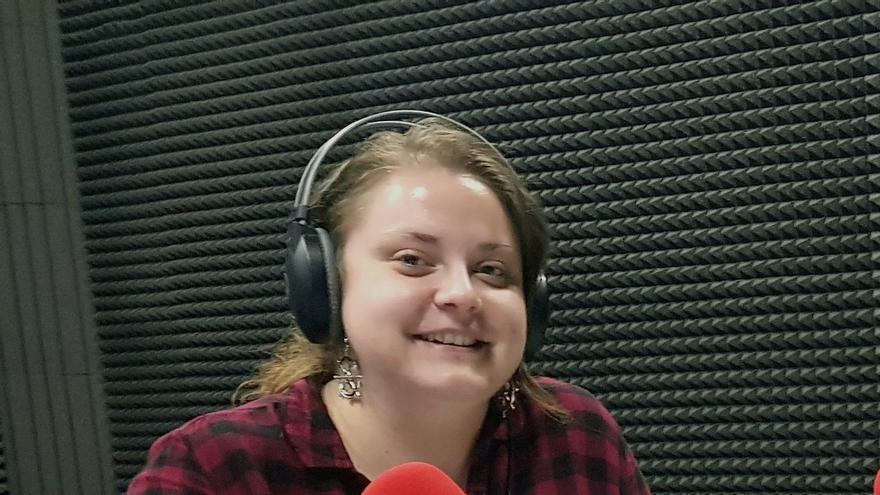 Elena Martínez, periodista creadora de #GéneroCiencia
