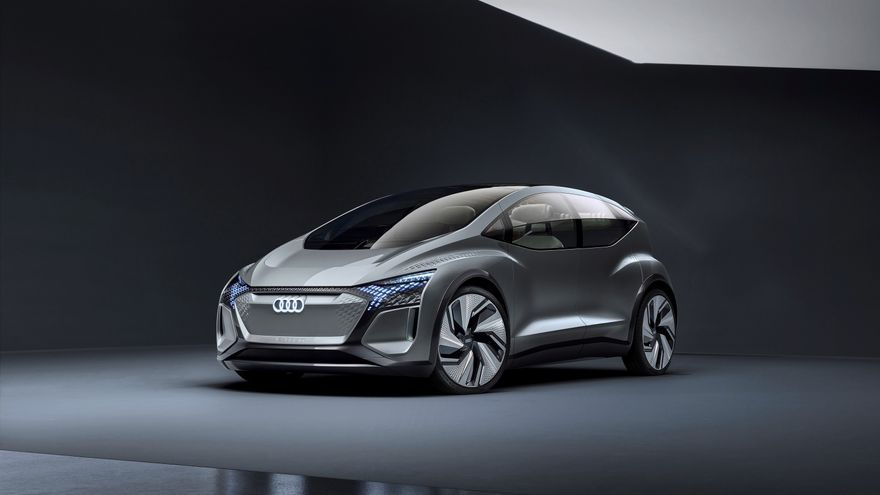 Prototipo Audi AI:ME.