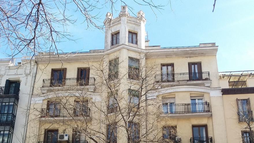 La socimi Vbare compra un edificio de viviendas del centro de Madrid por 10,5 millones