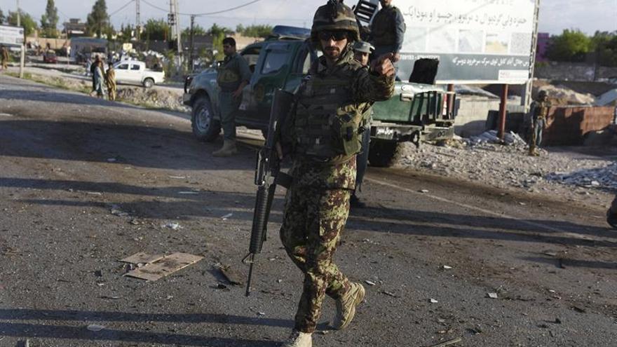 20 secuestrados por los talibanes en el sur de Afganistán