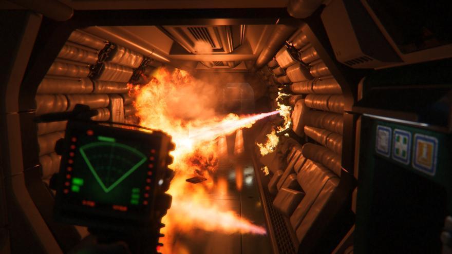 Alien Isolation E3 2014