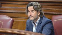 Gustavo Matos, presidente del Parlamento de Canarias.
