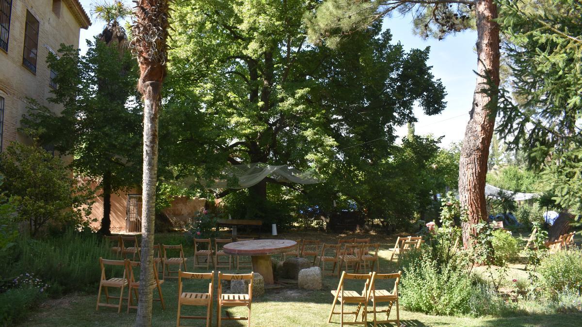 El exterior de la Casa de los Pianistas, donde se celebrará el festival