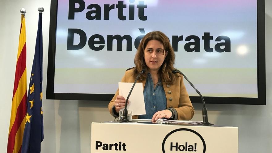 """El PDeCAT ve """"más de lo mismo"""" en la suspensión de las ponencias sobre la 'desconexión'"""