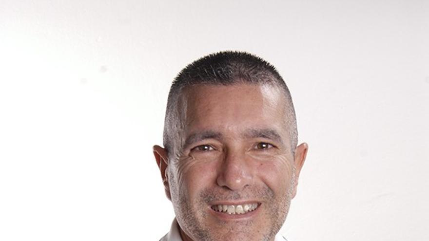 David Suárez, candidato de IU-Unidad Popular al Senado por Gran Canaria