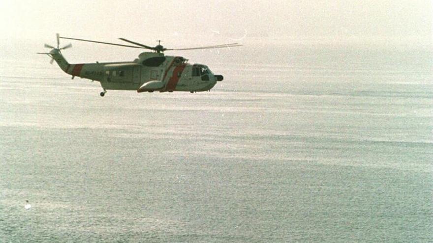 Suspenden hasta mañana búsqueda de helicóptero perdido en Pacífico panameño