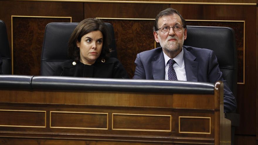 Rajoy se prepara para fustigar a Sánchez con una dura réplica que explique el 'no' del PP