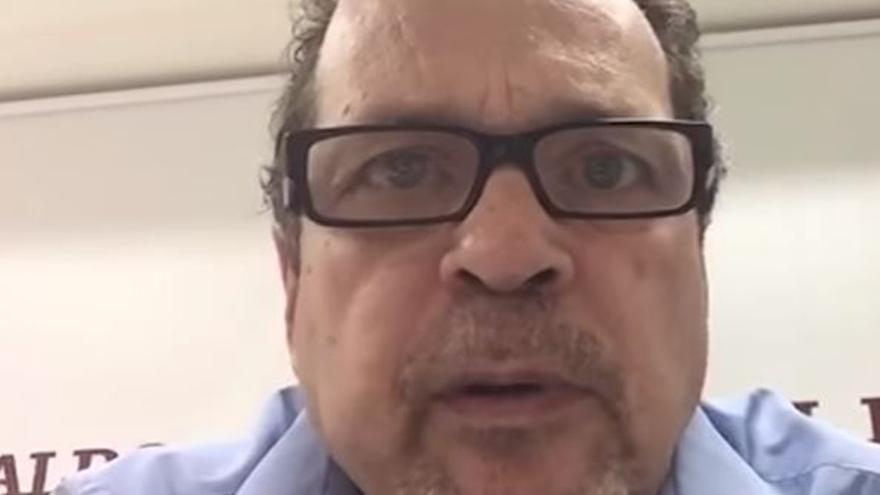 Marco Schwartz, director de El Heraldo | YouTube: EL HERALDO