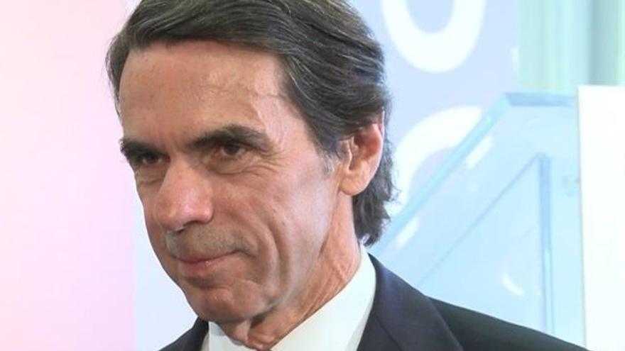 Pablo Iglesias interrogará mañana a Aznar durante su comparecencia en la comisión del Congreso sobre la 'caja b' del PP
