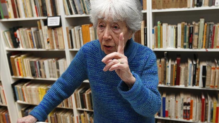 Fallece Aurora Bernárdez, viuda y albacea literaria de Julio Cortázar