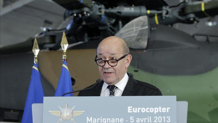 Francia va a importar drones y pide a los industriales europeos que colaboren
