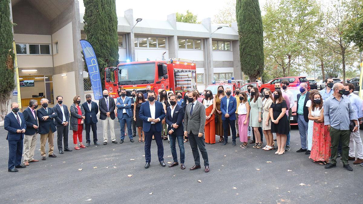 Inauguración del Campus de Formación Profesional de la Fundación Albor