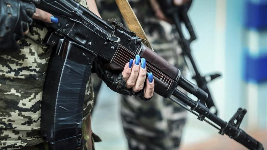 Unos 220.000 niños en Ucrania viven bajo la amenaza de minas, según UNICEF
