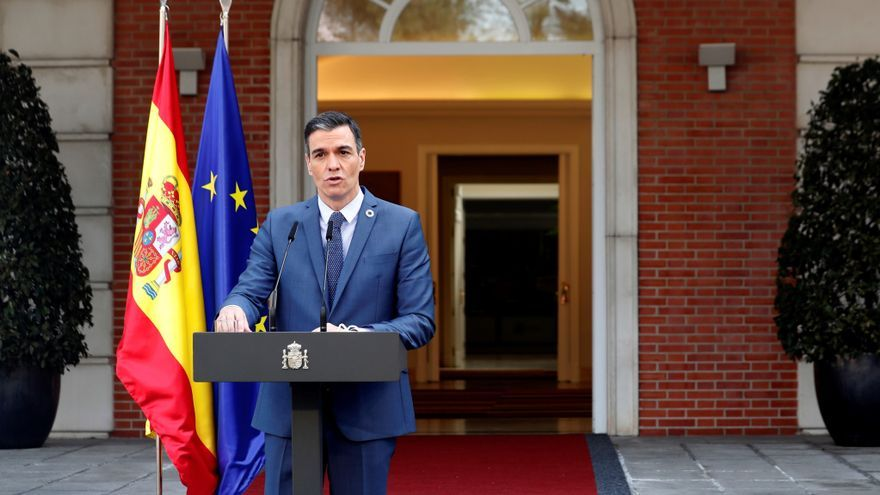 """Sánchez pide al PP que """"recapacite"""" y que renuncie a los """"vetos"""" para renovar el CGPJ"""