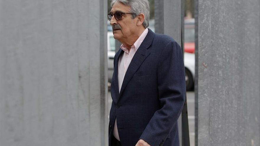 El exalcalde Medina (PP) dice ser inocente en la trama de basuras de Orihuela