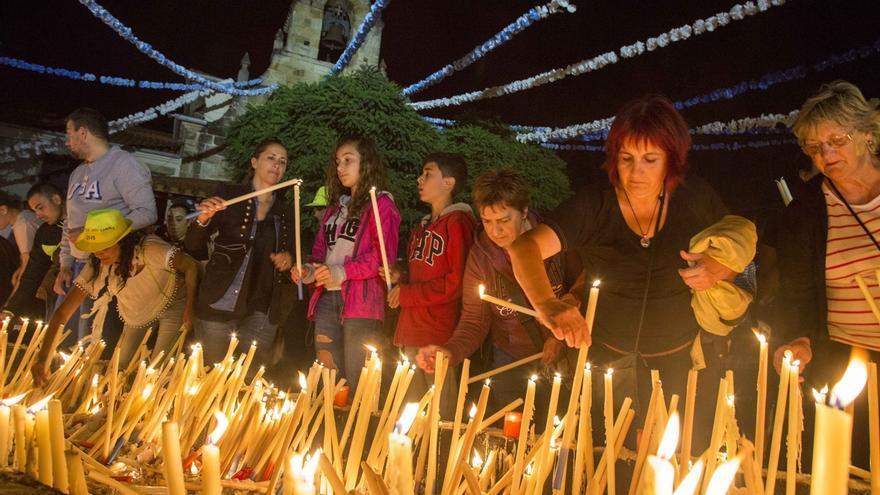 Revilla acoge esta madrugada las misas en honor a la Virgen del Carmen