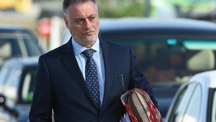 Detenido el consejero de OHL Javier López Madrid por el caso Canal