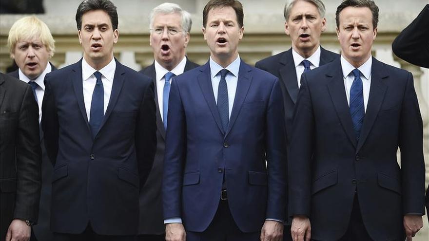 La contundente victoria conservadora cambia el mapa político en Reino Unido