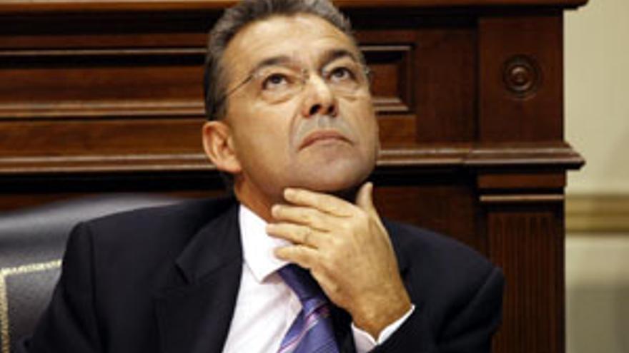 Paulino Rivero. (CANARIAS AHORA)