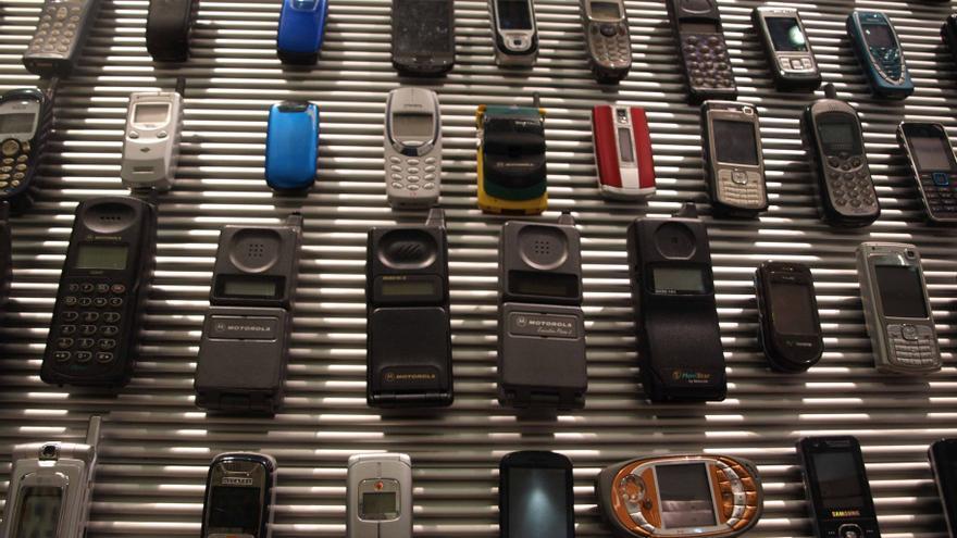 En ZOOO hay alrededor de 1.500 móviles, algunos incluso de los años 80