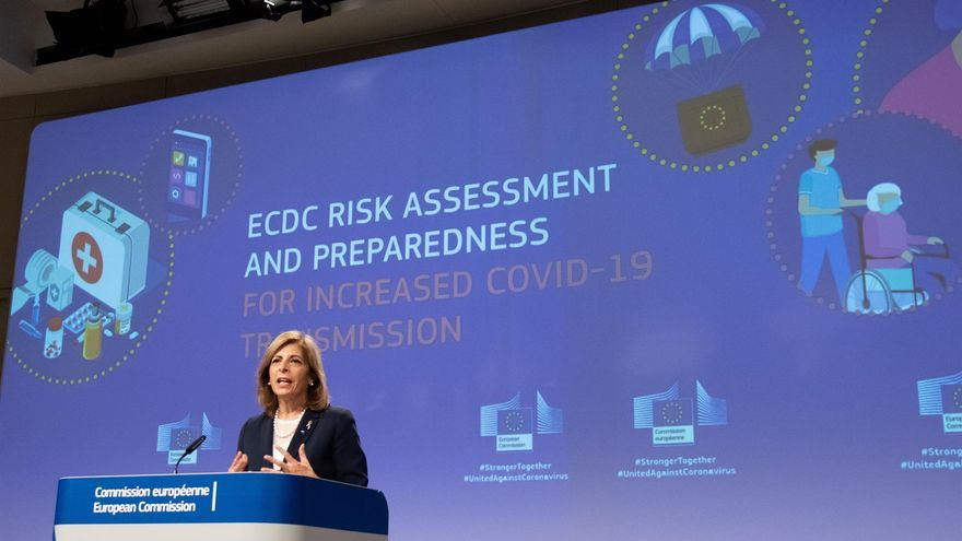La Unión Europea pide que no se impongan test ni cuarentenas para viajar entre Estados miembro