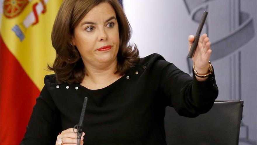 El Gobierno asegura que Mas no ha logrado comprar la legalidad internacional