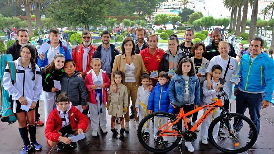 Santander cierra su Semana del Deporte con más de 5.000 participantes